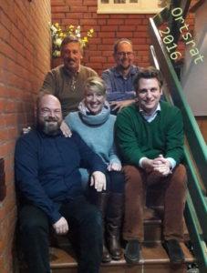 Der Ortsrat von Klein Schneen seit 2016