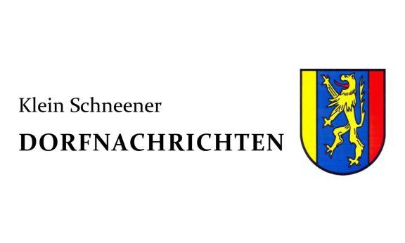Klein Schneener Dorfnachrichten