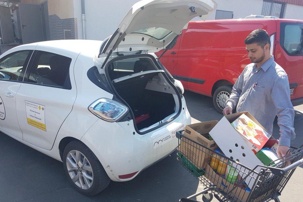 Einkaufshilfe für BürgerInnen – auch Klein Schneen macht mit