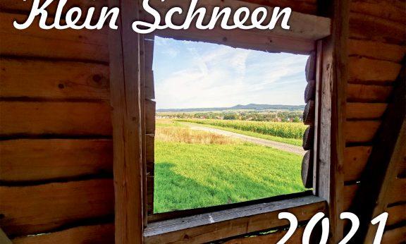 Klein Schneen Fotokalender 2021