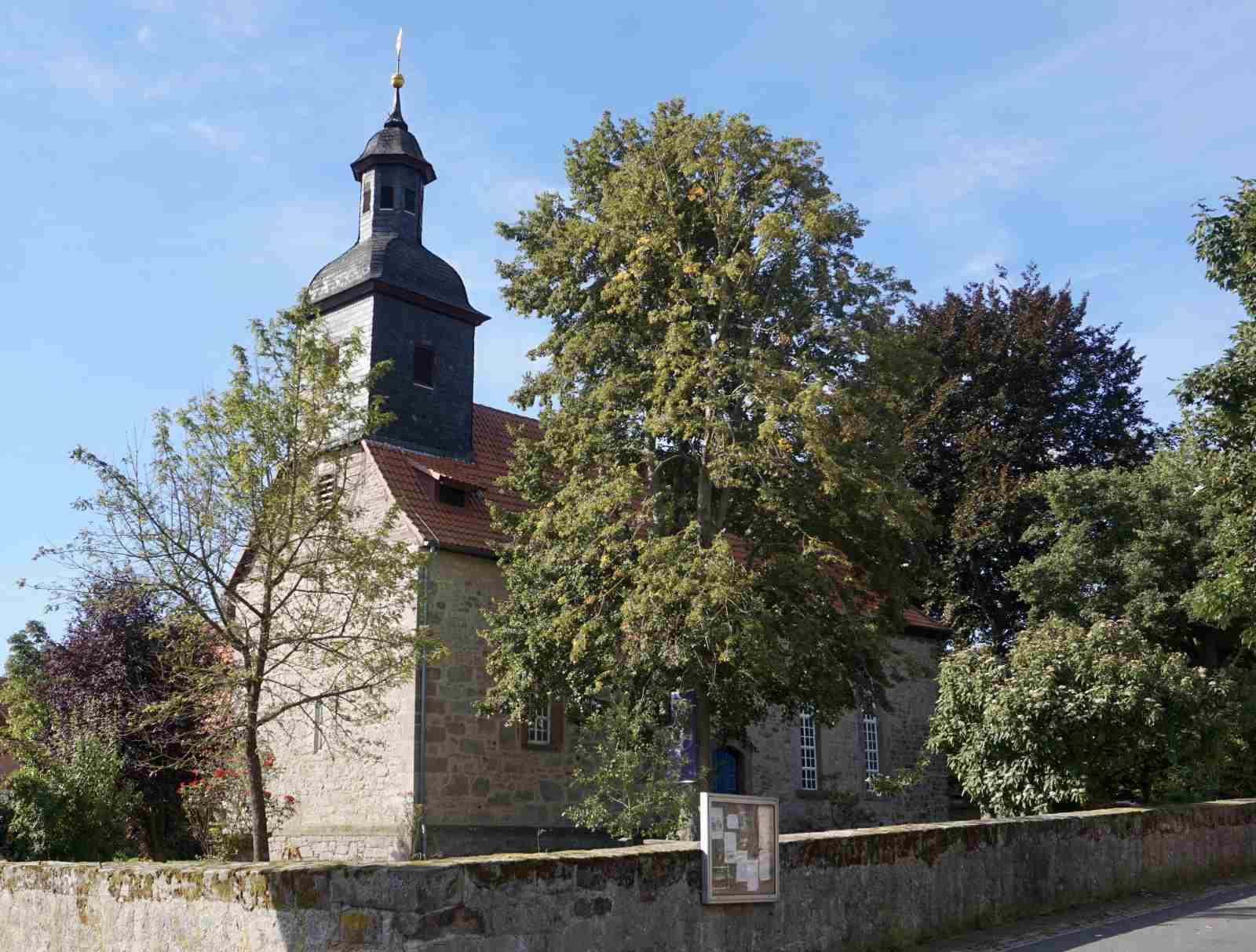 Kirche Klein Schneen