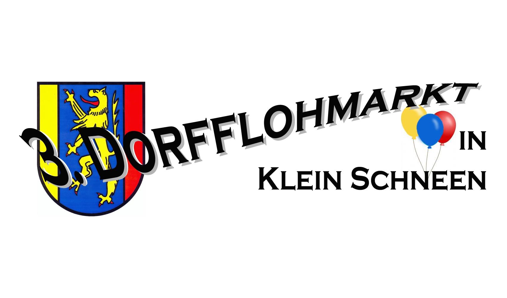3. Dorffklohmarkt am 5. September 2021 in Klein Schneen
